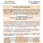 La Regione Piemonte e le ragioni per il Centro Commerciale Naturale…di Cherasco