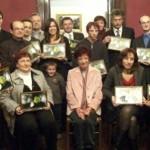 Consegna gli Attestati 2007 per meriti ambientali specifici