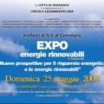 2^ edizione expo energie rinnovabili